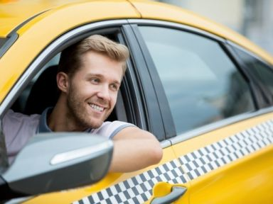 Taxi Package Delivery Services